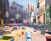 Play Clean The City Zootopia