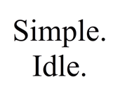 Play Simple. Idle.