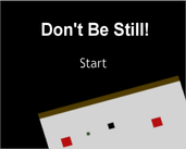 Play Don't Be Still