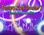 Play Fantasy Cats Shooter 2