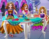 Play Princesses Tea Party