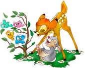 Play Bambi Memory