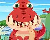 Play Dinosaur Dentist