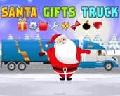 Play Santa Gifts Truck