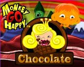 Play Monkey GO Happy Chocolate