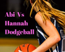 Play Abi Vs Hannah Dodgeball