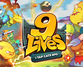 Play 9 Lives: A Tap Cats RPG