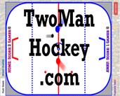 Play Two Man Hockey