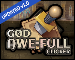 Play God Awefull Clicker