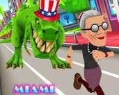 Play Angry Gran Run Miami