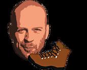 Play Kick a Bruce Willis