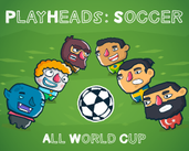 Play PlayHeads: Soccer AllWorld Cup