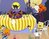 Play Spongebob Zombies Party