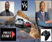 Play Race 2017 #Uhuru vs Raila