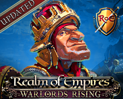 Play Realm of Empires: Warlords Rising
