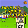 Play Zombie Cannon Attack!