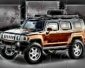 Play Hummer H3 Jigsaw Puzzle Game