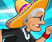 Play Angry Gran Run Mexico