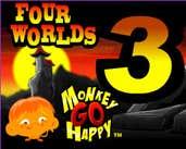 Play Monkey GO Happy Four Worlds III