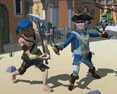 Play War of Caribbean Pirates
