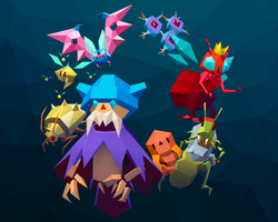 Play Swarm Simulator: Evolution