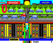 Play Cross The Road & Get To The Train Station !!!