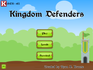 Play Kingdom Defenders
