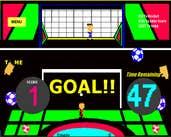 Play Crazy Soccer Header Jumps 4