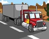 Play Cartoon Trucks Differences