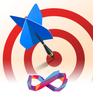 Play Darts FRVR- Hit the Bullseye