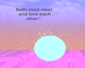 Play balls_love_obstacle