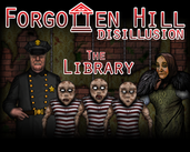 Play Forgotten Hill Disillusion: The Library