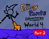 Play The Fancy Pants Adventures: World 4 part 2