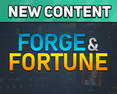 Play Forge & Fortune