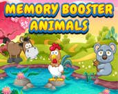 Play Memory Booster Animals