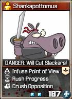 avatar for Shankapottomus